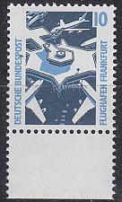 Buy GERMANY BUND [1988] MiNr 1347 A ( O/used ) [01] Bauwerke Bogenrand