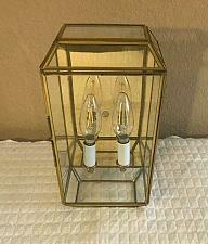 """Buy Indoor/Outdoor Light Fixture Glass Thomas Industries 12"""""""