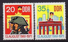 Buy GERMANY DDR [1971] MiNr 1691-92 ( **/mnh )
