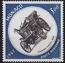 Buy MONACO [1967] MiNr 0862 ( **/mnh ) Auto