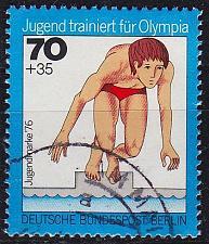 Buy GERMANY BERLIN [1976] MiNr 0520 ( O/used ) Sport