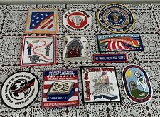 Buy 11 New AVA American Volkssport Association Special Events Walking Club Patches