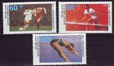 Buy GERMANY BUND [1988] MiNr 1353-55 ( **/mnh ) Sport