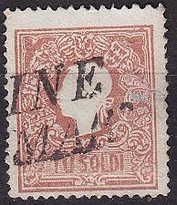 Buy ÖSTERREICH AUSTRIA [Lombardei] MiNr 0010 II ( O/used )