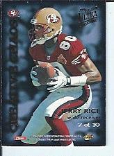 Buy Jerry Rice 1996 Fleer Ultra Creative Chaos