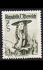 Buy ÖSTERREICH AUSTRIA [1952] MiNr 0980 x ( O/used ) Trachten