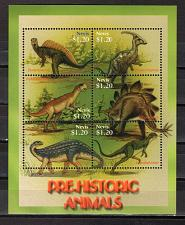 Buy NEVIS - 2005 Prehistoric Animals M2879A