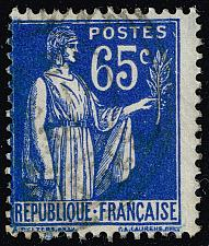 Buy France #271 Peace with Olive Branch; Used (1Stars) |FRA0271-07XDP