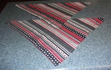 Buy Two Brand New Patriotic Stripe Design Dog Bandanas For Dog Rescue Charity