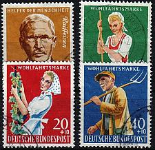 Buy GERMANY BUND [1958] MiNr 0297-00 ( O/used )