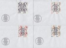 Buy GERMANY BUND [1988] MiNr 1390-93 4er ( FDC ) [01]
