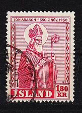 Buy ISLAND ICELAND [1950] MiNr 0271 ( O/used ) Religion
