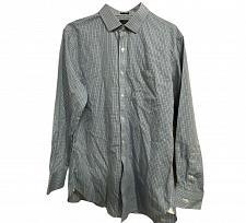 Buy J.CREW Men's Non iron Slim button down long sleeve shirt Sz L