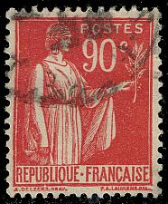 Buy France #274 Peace with Olive Branch; Used (1Stars) |FRA0274-01XDP