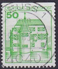 Buy GERMANY BERLIN [1980] MiNr 0615 C ( O/used ) Burgen Schlösser