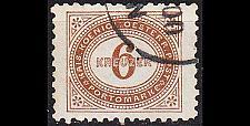 Buy ÖSTERREICH AUSTRIA [Porto] MiNr 0005 A ( O/used )