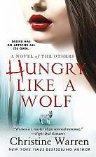 Buy Hungry Like a Wolf Book By Christine Warren For Cocker Spaniel Rescue Charity