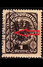 Buy ÖSTERREICH AUSTRIA [1920] MiNr 0313 y b I ( O/used ) [01]