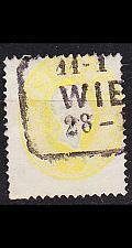 Buy ÖSTERREICH AUSTRIA [1860] MiNr 0018 ( O/used ) [01]