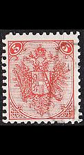 Buy ÖSTERREICH AUSTRIA [BosHerz] MiNr 0004 I L ( O/used ) [01]