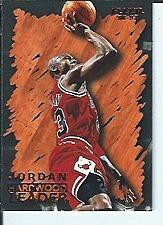 Buy Michael Jordan 1996/97 Fleer Hardwood Leader
