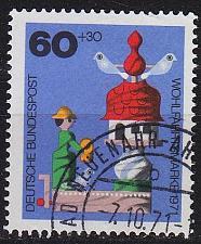 Buy GERMANY BUND [1971] MiNr 0708 ( O/used )