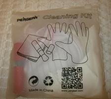 Buy Pergear Cleaning Kit: Micro fiber Lens Cloth+ Antistatic Gloves+ Cleaning Brush