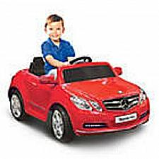 Buy Kid Motorz Mercedes Benz E550 1-Seater 6-Volt Ride-On in Red