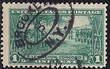 Buy USA [1925] MiNr 0293 ( OO/used ) [01]