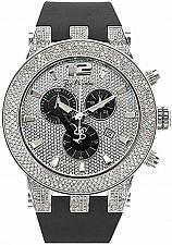 Buy Joe Rodeo Broadway JRBR1 Diamond Watch silver tone