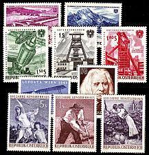 Buy ÖSTERREICH AUSTRIA [1961] Jahr ex ( **/mnh ) [01]