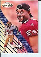 Buy Jerry Rice 2000 Topps Gold Label Class 3