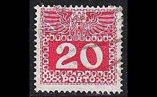 Buy ÖSTERREICH AUSTRIA [Porto] MiNr 0040 y ( O/used )