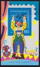 Buy GERMANY BUND [1993] MiNr 1695 Block 27,FB ( **/mnh ) Plattenfehler