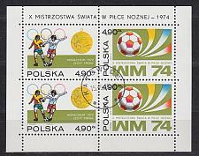 Buy POLEN POLAND [1974] MiNr 2315-16 Block 59 ( O/used ) Olympia