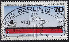 Buy GERMANY BERLIN [1977] MiNr 0547 ( O/used ) Schiffe