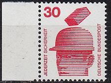 Buy GERMANY BUND [1971] MiNr 0698 A Bogen ( **/mnh )