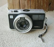 Buy Vintage YASHICA EZ-MATIC ELECTRONIC Camera 37/2.8 YASHINON, AS IS, Not Tested