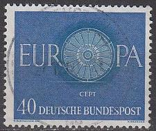 Buy GERMANY BUND [1960] MiNr 0339 ( O/used ) CEPT