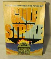 Buy 1983 Victory Games Gulf Strike Persian Gulf military strategy game