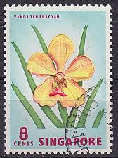 Buy SINGAPUR SINGAPORE [1962] MiNr 0058 ( O/used ) Blumen