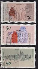 Buy GERMANY BUND [1975] MiNr 0860-63 ( O/used ) Bauwerke