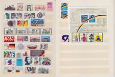 Buy GERMANY BUND [1990] Jahrgang ( **/mnh ) [02] nur 1 Marke fehlt