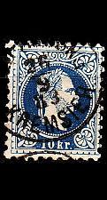 Buy ÖSTERREICH AUSTRIA [1867] MiNr 0038 II a A ( O/used )