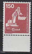 Buy GERMANY BERLIN [1978] MiNr 0584 ( **/mnh ) Technik
