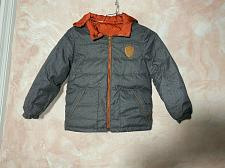 Buy Massimo Dutti Boy's 7-8 years puffer coat double face filled Down-Feathers