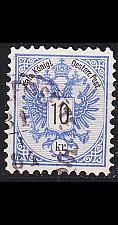 Buy ÖSTERREICH AUSTRIA [1883] MiNr 0047 D ( O/used )