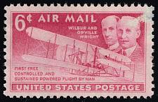 Buy US #C45 Wright Brothers; Used (1Stars) |USAC045-22
