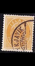 Buy ISLAND ICELAND [1882] MiNr 0012 A ( O/used )