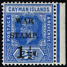 Buy Cayman Islands #MR2 War Tax; Unused (4Stars) |CAYMR2-01XDP